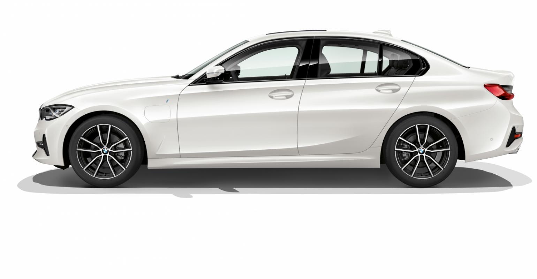 2021 BMW 3 Series Edrive Phev Concept
