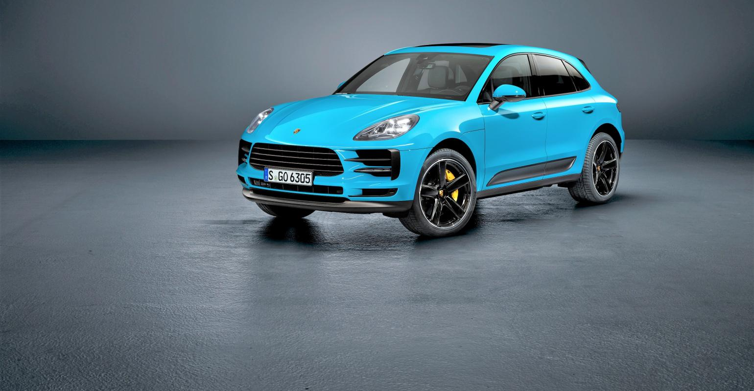 2021 Porsche Macan Redesign Turbo Gts And Specs >> New Engine Lineup To Accompany Facelifted Macan Wardsauto