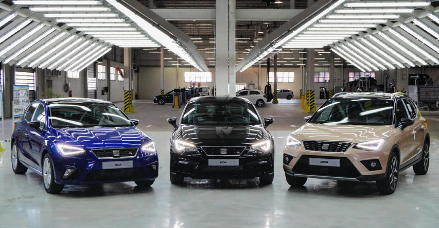 SEAT Expanding In Algeria Where Ibiza Arona And Leon Models Are Assembled Marketed