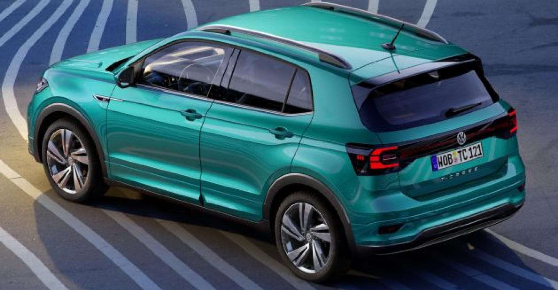 Vw T Cross >> Volkswagen Introduces T Cross Small Cuv Wardsauto