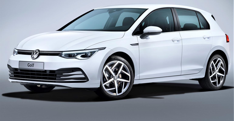 Volkswagen Unveils 2020 Golf With Hybrid Drivelines Wardsauto