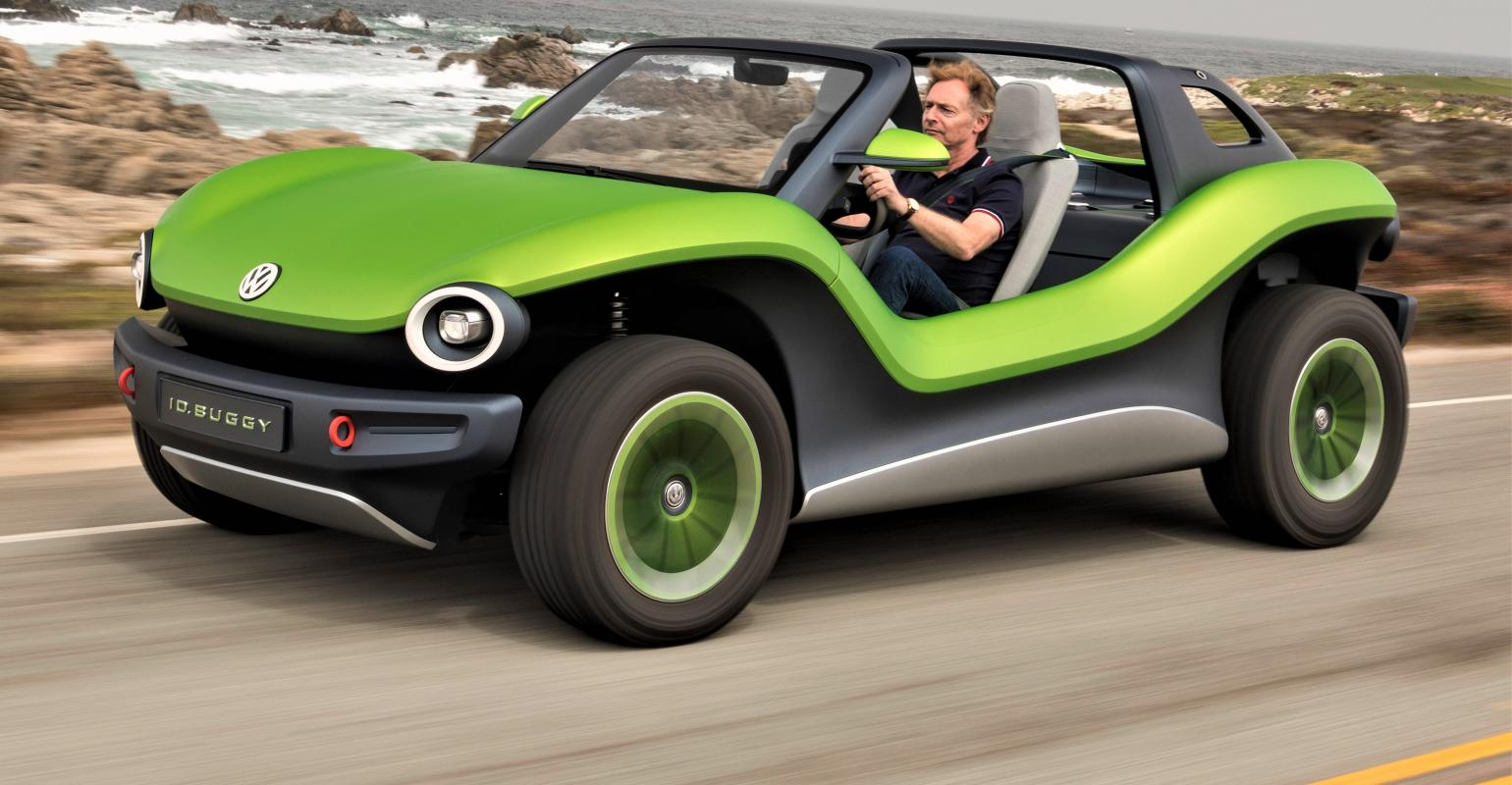 Volkswagen S Electric Id Buggy Could Reach Production