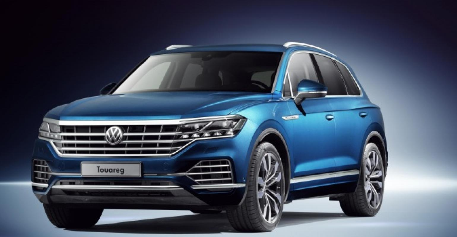 Volkswagen To Unveil 7 Seat Electric Suv