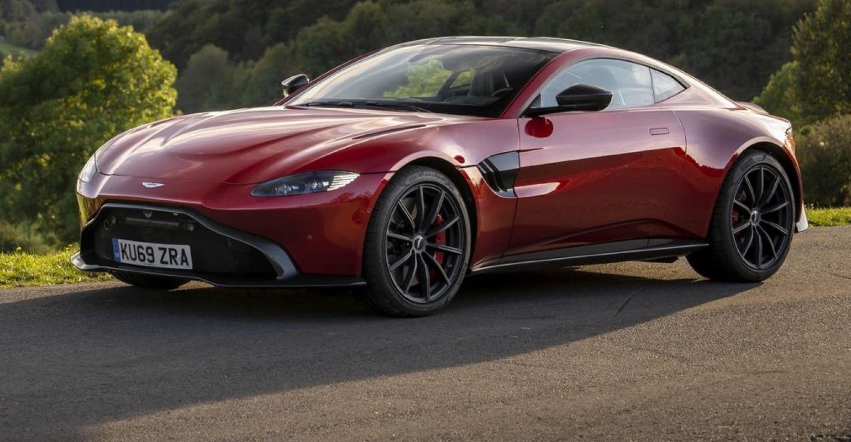 Mercedes Benz Denies Aston Martin Takeover Plans Wardsauto