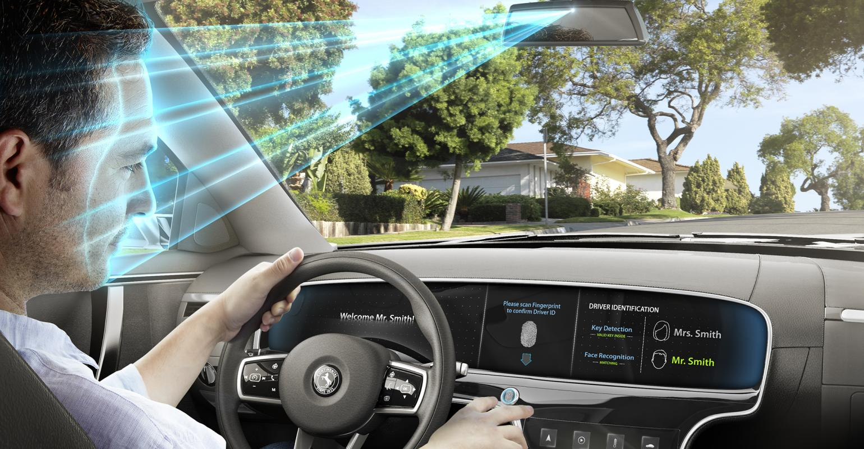 Imagining the Biometric Future of Cars | WardsAuto
