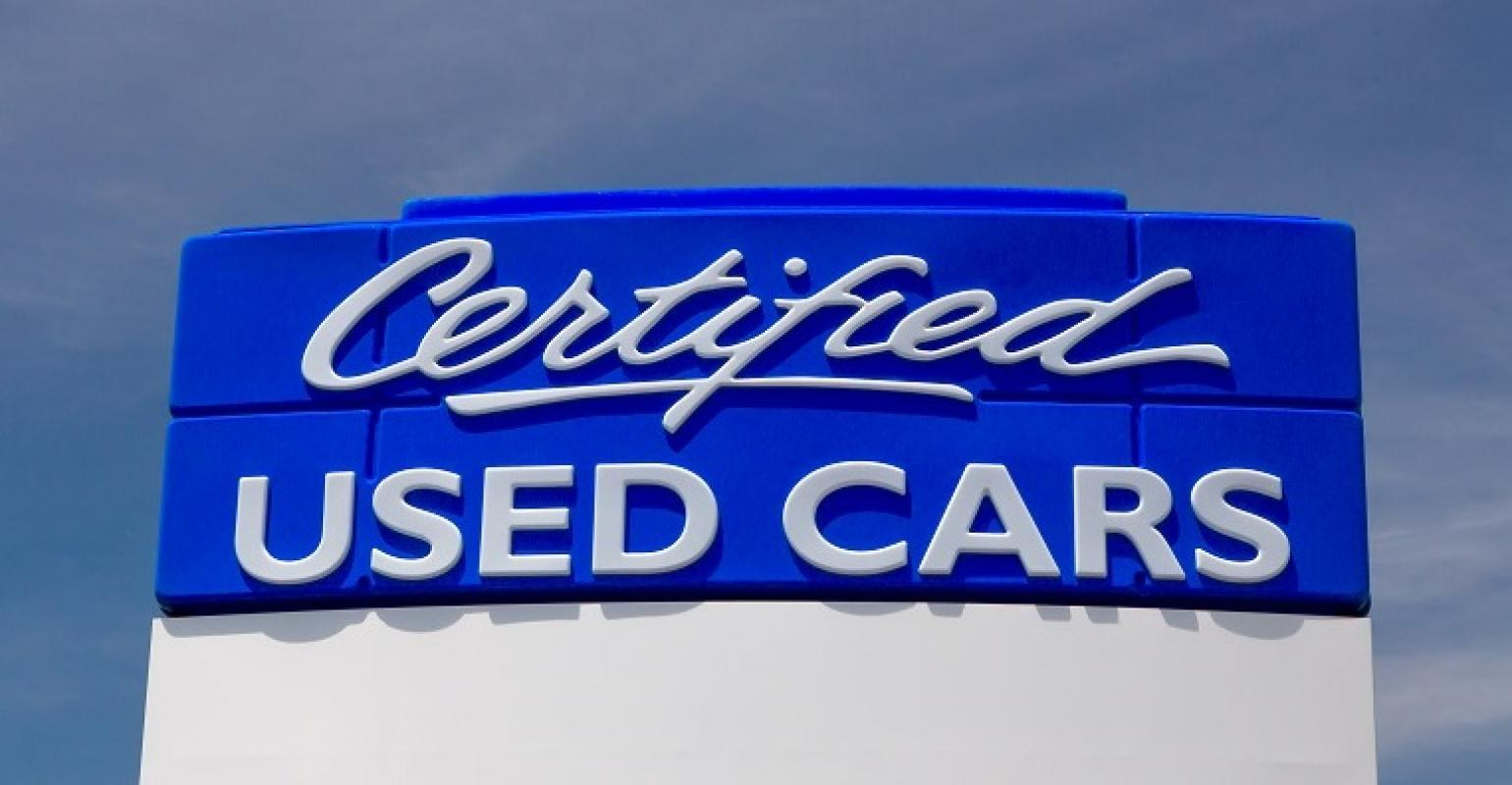 Used Certified Cars >> Car Dealership Used Vehicle Ops Draw More Automaker Interest