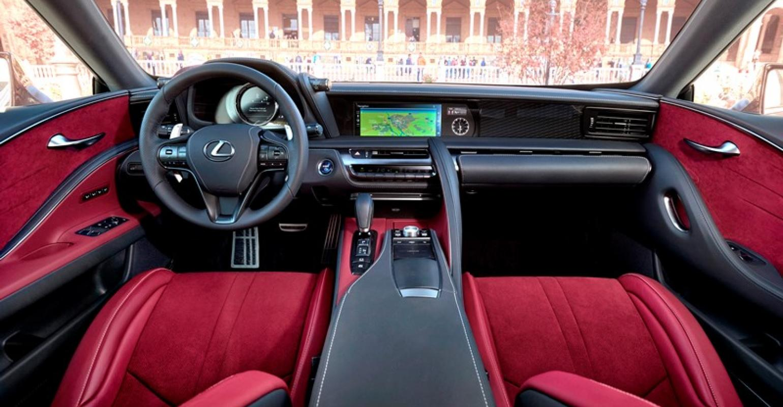 Wardsauto Photo Gallery 18 Lexus Lc 500 And Lc 500h Wardsauto