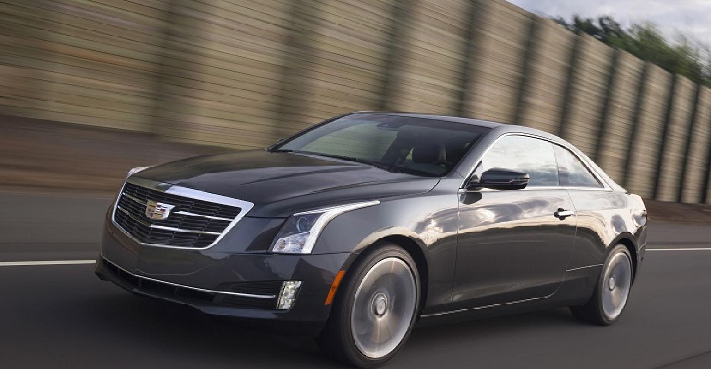 Cadillac Ats Coupe >> 15 Cadillac Ats Coupe Wardsauto