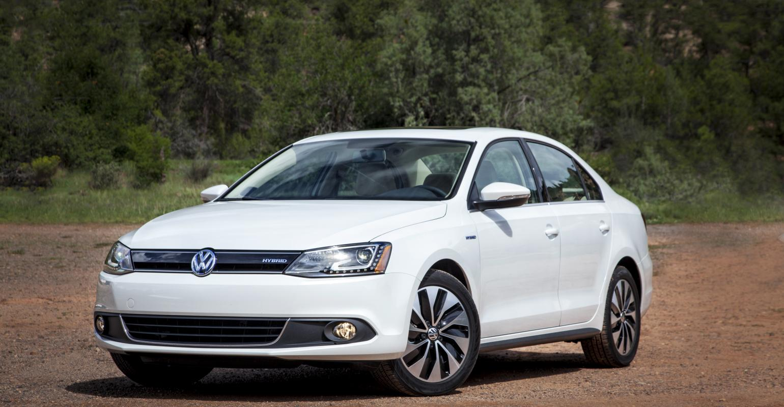 Jetta Hybrid Front End Designed For Better Aerodynamics