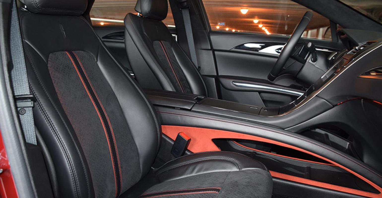 Lincoln Black Label >> 2015 Ward S 10 Best Interiors Nominee Lincoln Black Label