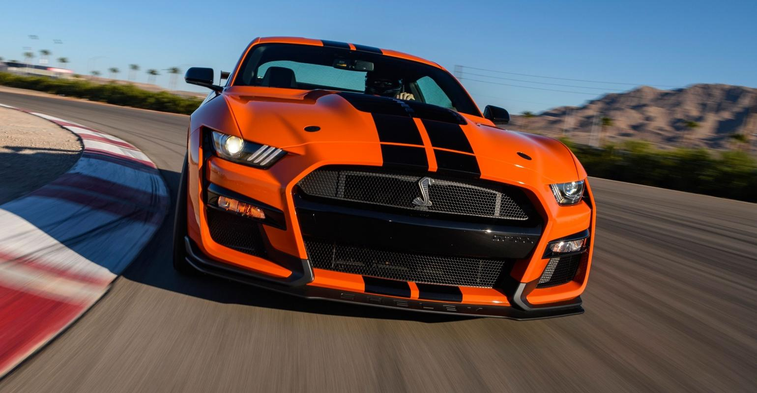 2020 Ford Mustang Shelby Gt500 Excels On Circuit Surprises On Street Wardsauto