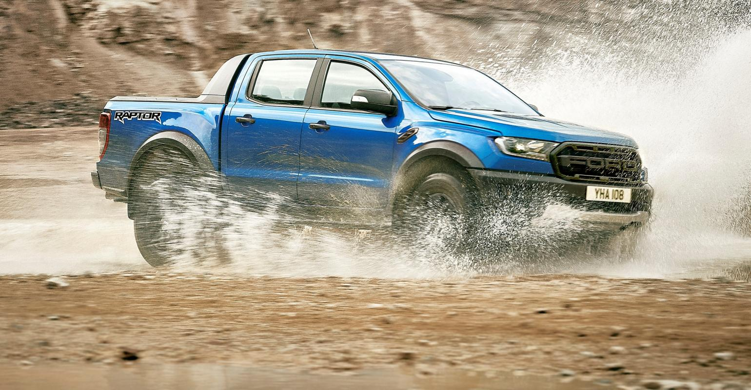 970efd7bc0 Ford Unleashes Ranger Raptor Pickup in Germany
