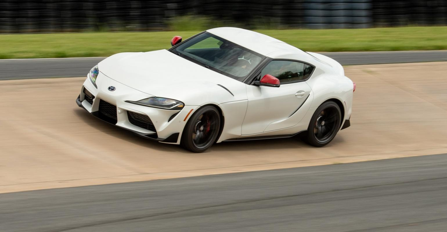 2020 Toyota Supra Sports Car Supreme Wardsauto