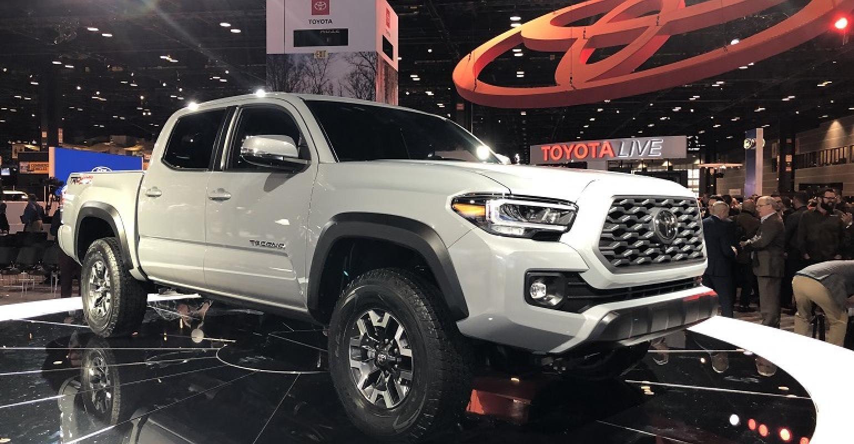 Tacoma Back Pages >> 2020 Toyota Tacoma Prepares For More Competitors Wardsauto