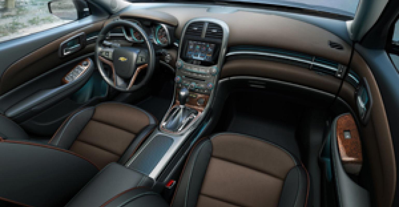 Chevy Malibu Interior Designers Engineers Sweat The Details