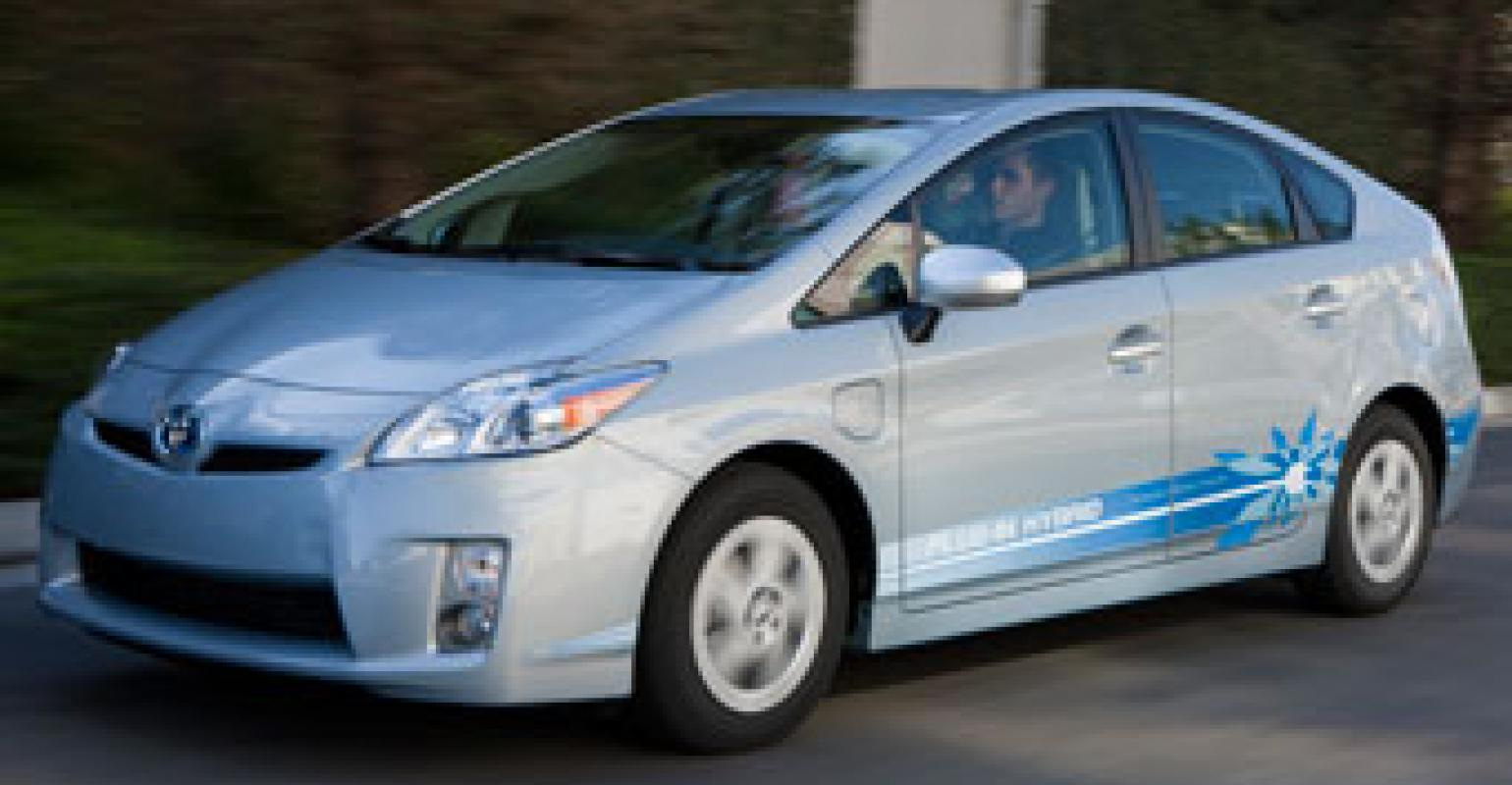 Toyota Planning More Evs Expecting Regional Demand For Prius Plug In