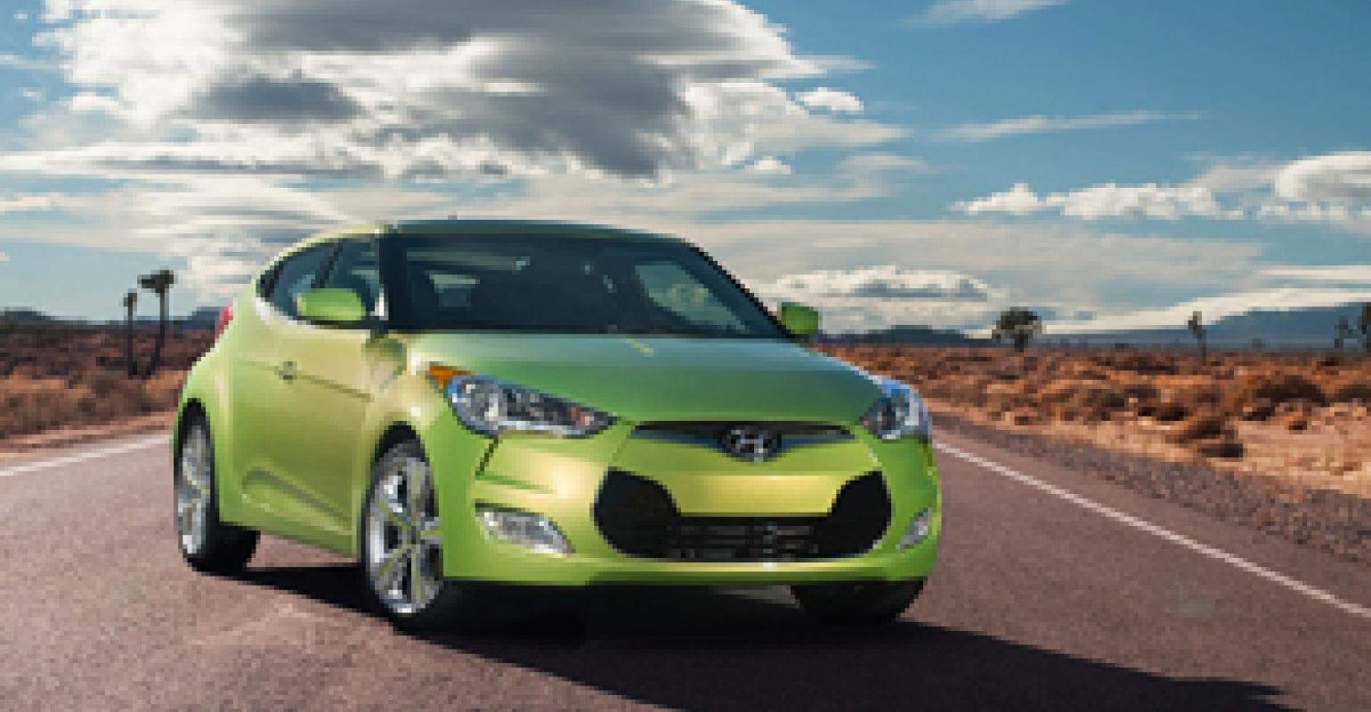 Hyundai Veloster: More Canyon-Carver Than Pocket-Rocket | WardsAuto