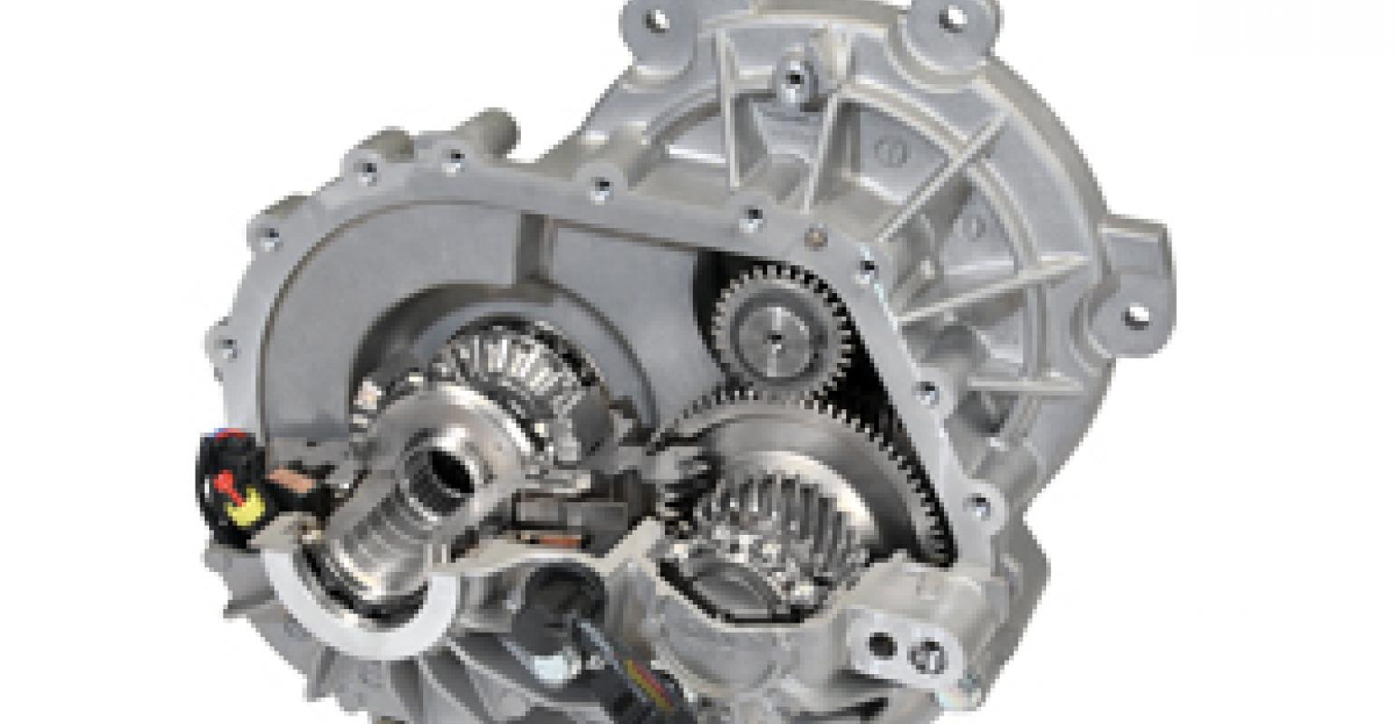 Gkn Sees Increased Demand For Electric Rear Drive Axles