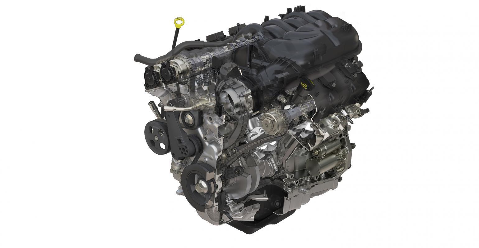 GDI Dominates Ward's 10 Best Engines List | WardsAuto
