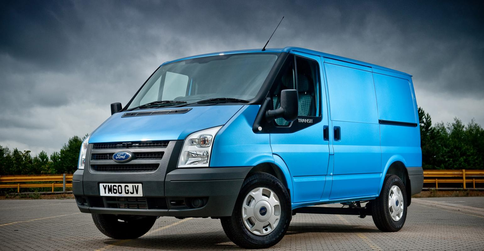 Ford says u s customers ready for transit fullsize van
