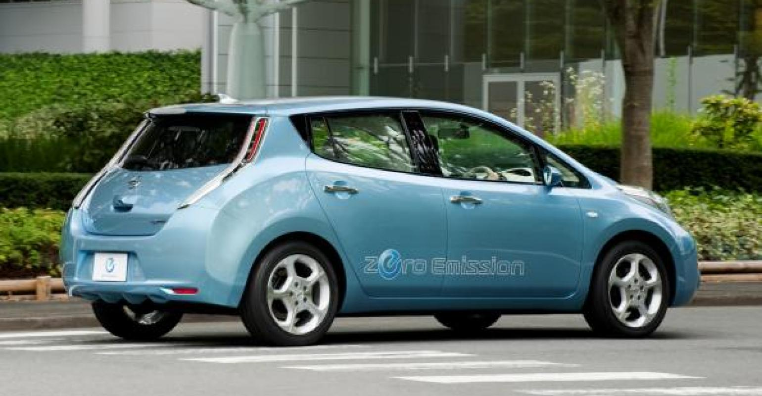 Reaching 545 Mpg Not Dependent On Expensive Batteryelectric Vehicles Such As Nissan Leaf