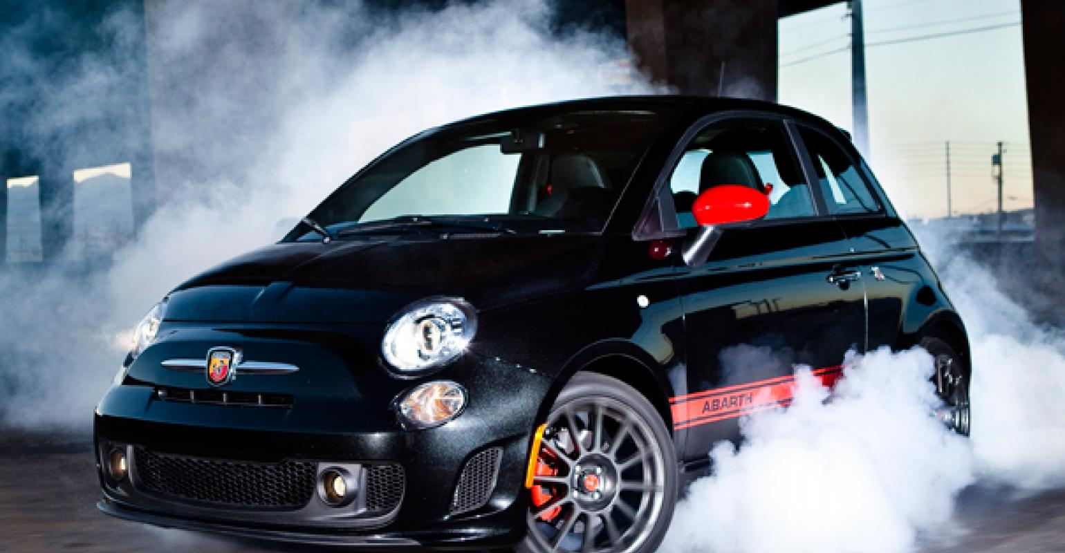 Fiat 500 Gets Big Boost With Turbo Abarth Wardsauto