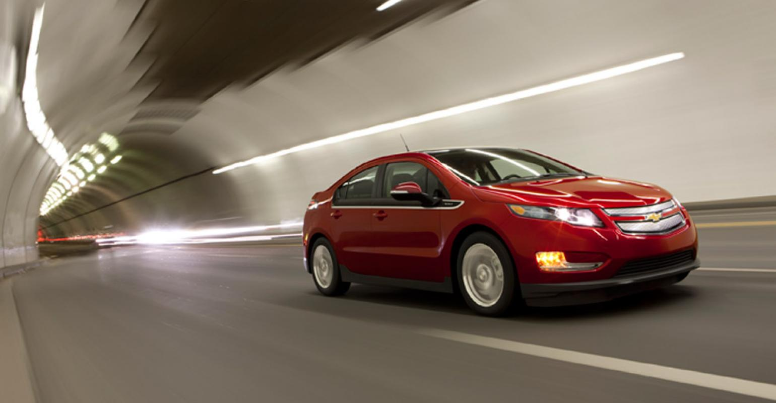 Volt S Bouncing Back From Negative Press New Marketing Program Helping Gm Executive Says