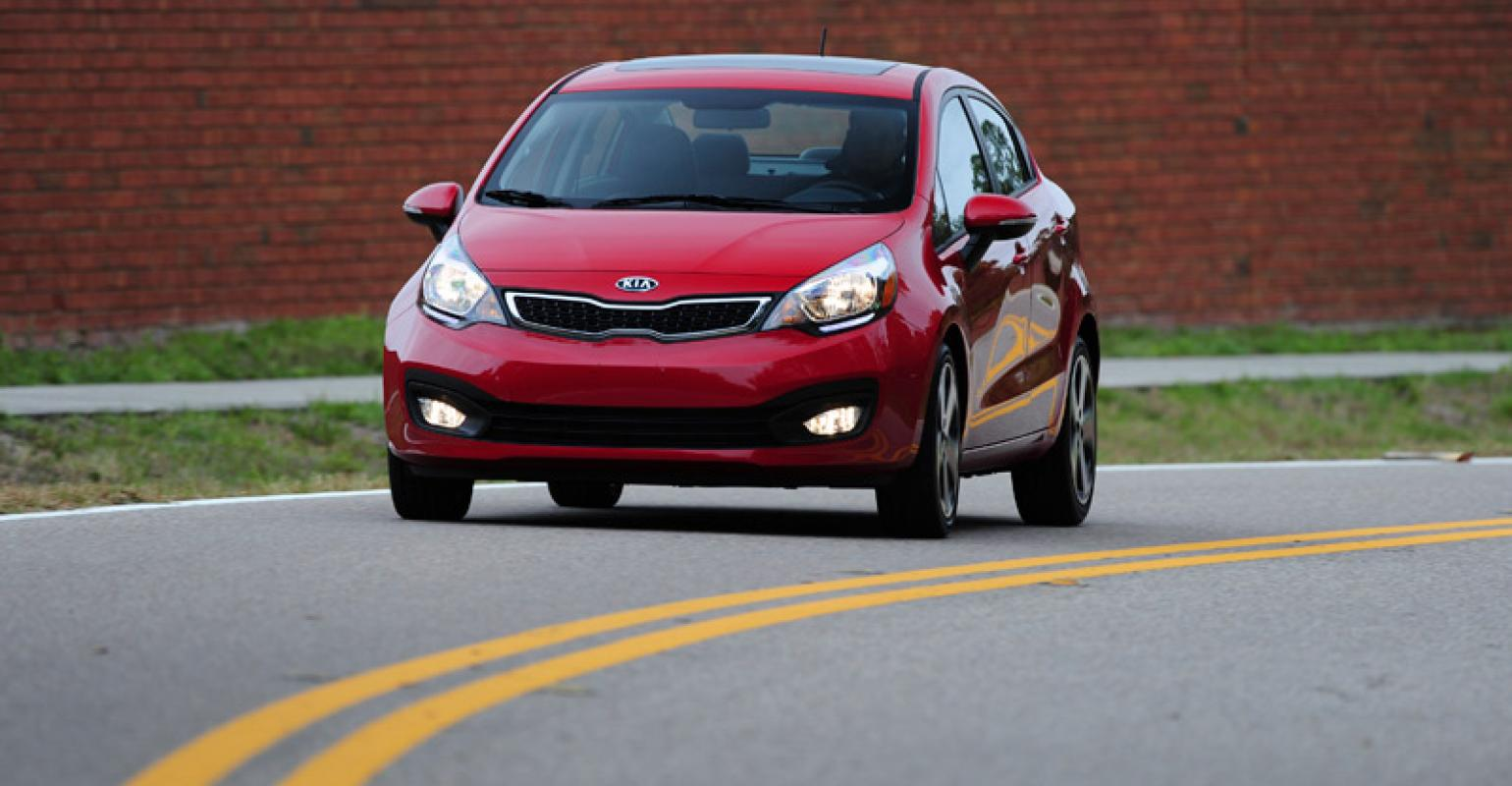 Kia says 500 price for optional ISG system on Rio above Soul to include  other fuelsaving