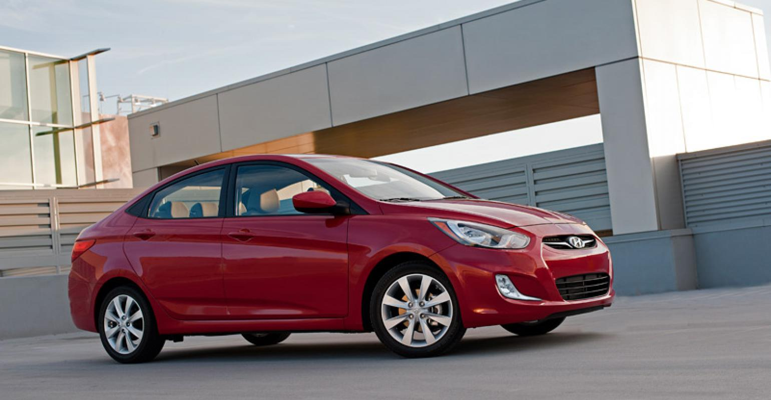 Hyundai Puts Accent On Quality Style