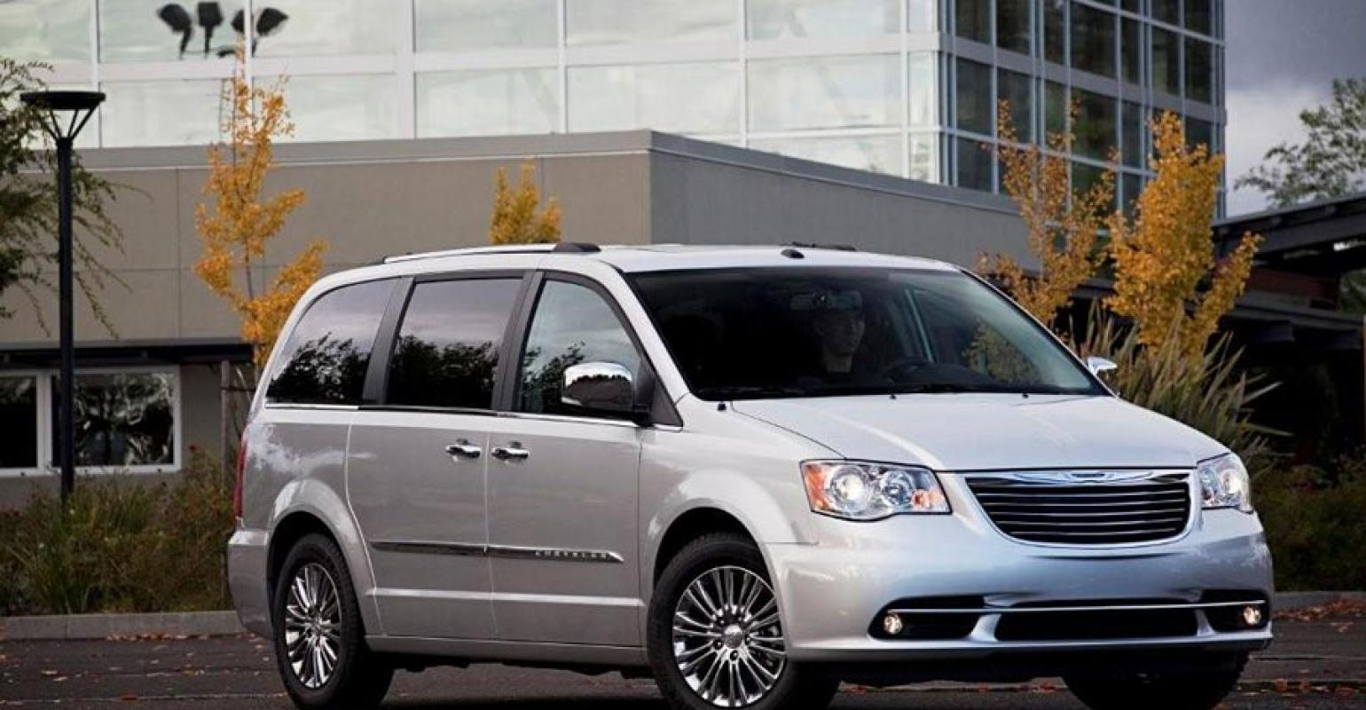 Chrysler S Decision To Ax Town Country Minivan Reflective Of Cuv Dominance
