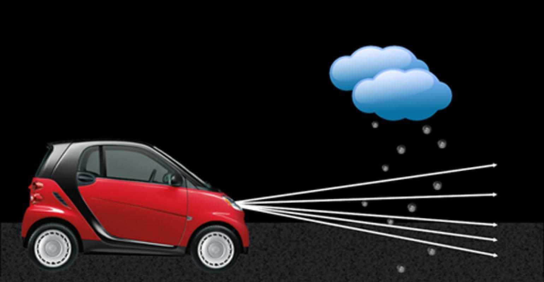 Smart Headlights Improve Visibility In Rain Wardsauto