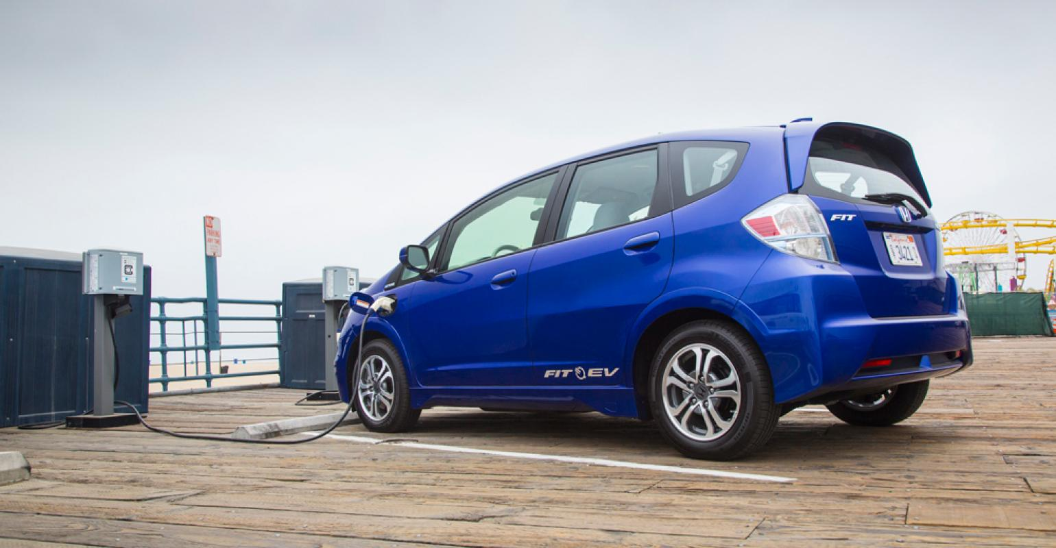 Honda Fit EV Leases For 389 A Month