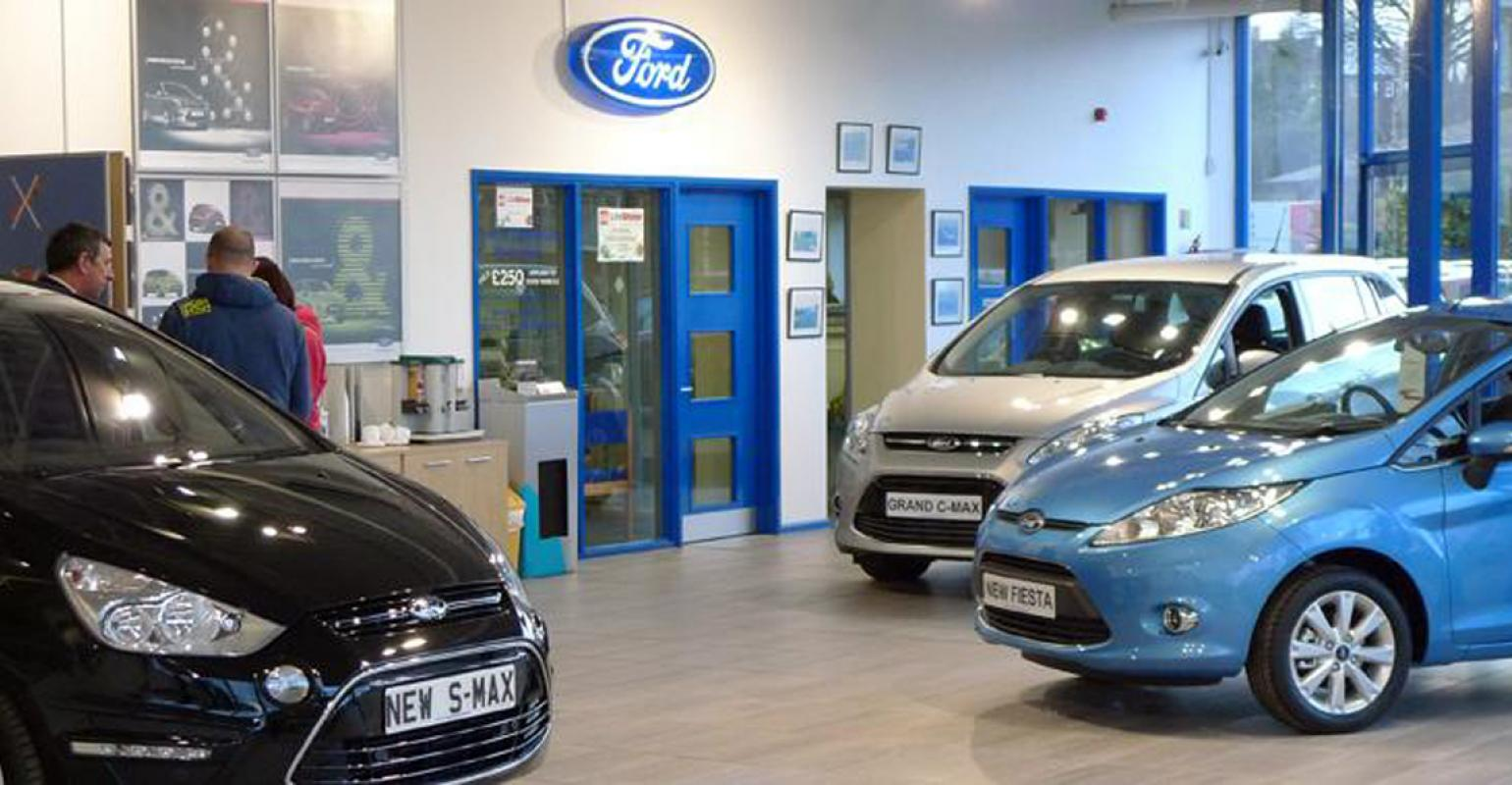 Ford britain touts online presence energy efficiency