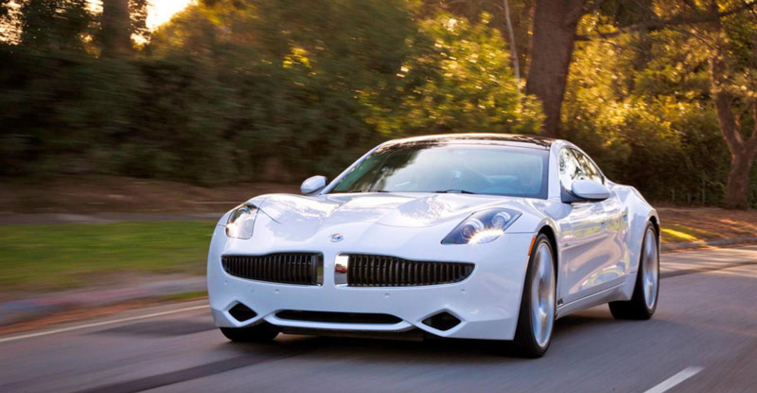 Fisker Secures 100 Million Equity Funding After Federal Loan