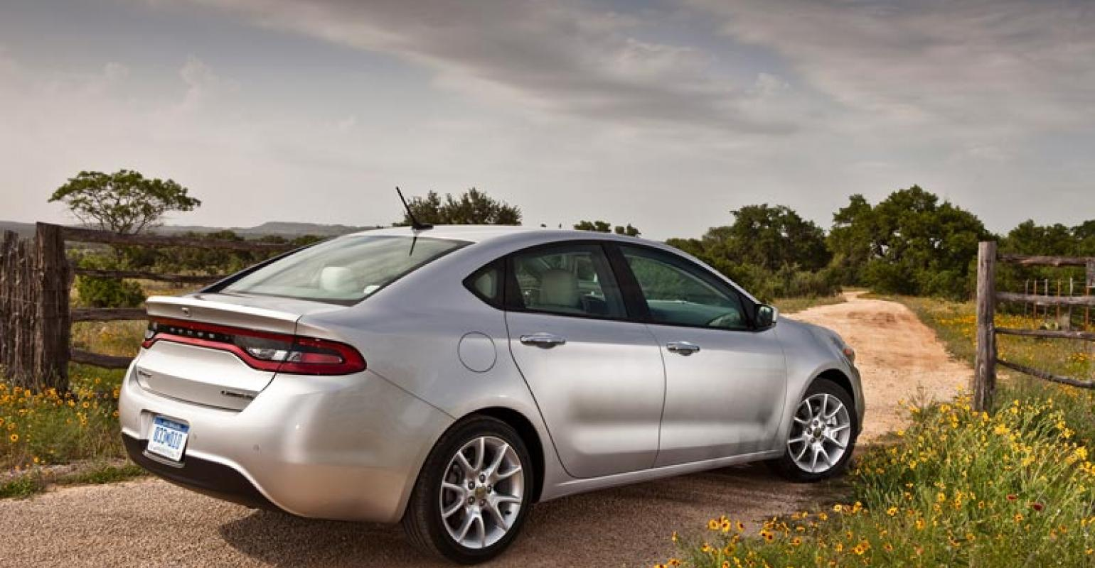 Dart Posts Strong August Numbers for Chrysler   WardsAuto