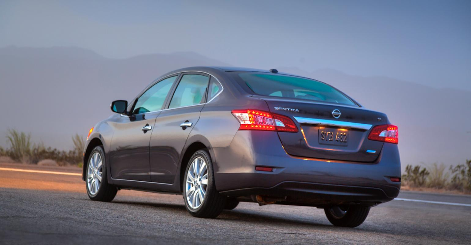 Nissan Sentra Moves Uptown; No Low Cost Leaf Leases Ahead