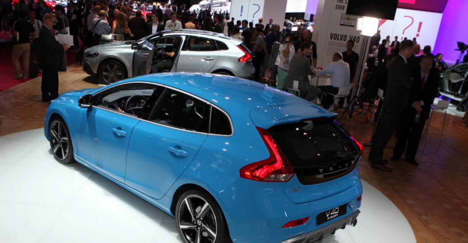 Volvo Prepares For Launch Of New Product Platform Engines
