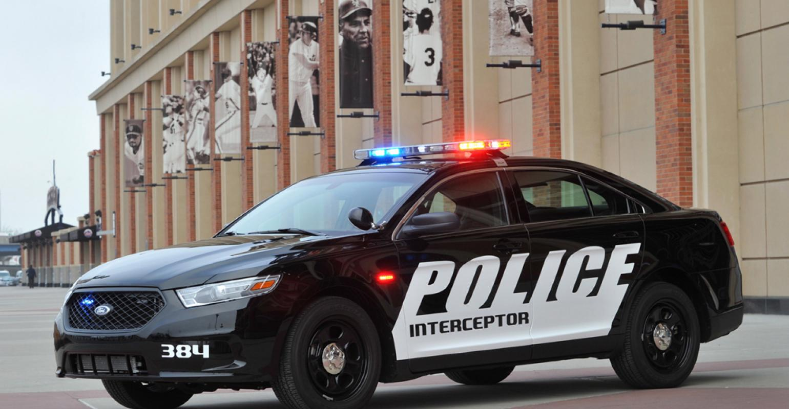 Ford Police Vehicles >> Ford Says Awd Police Vehicles Winning Converts Wardsauto