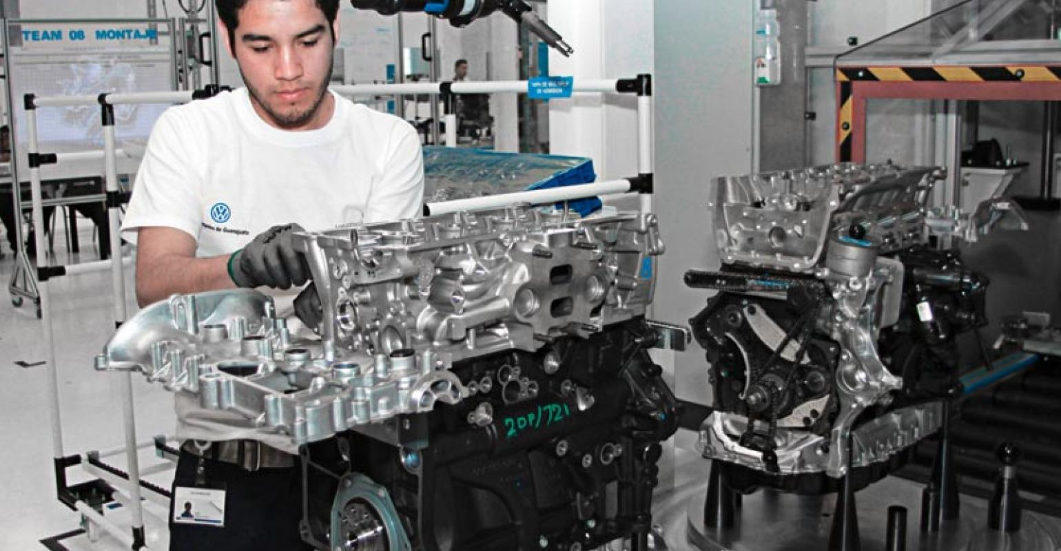 Newly Christened Silao Engine Plant Key Piece in VW's North