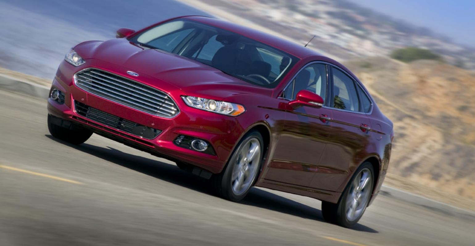Ford Fusion Ecoboost >> Ford Invests In Ohio Engine Plant To Meet Ecoboost Demand