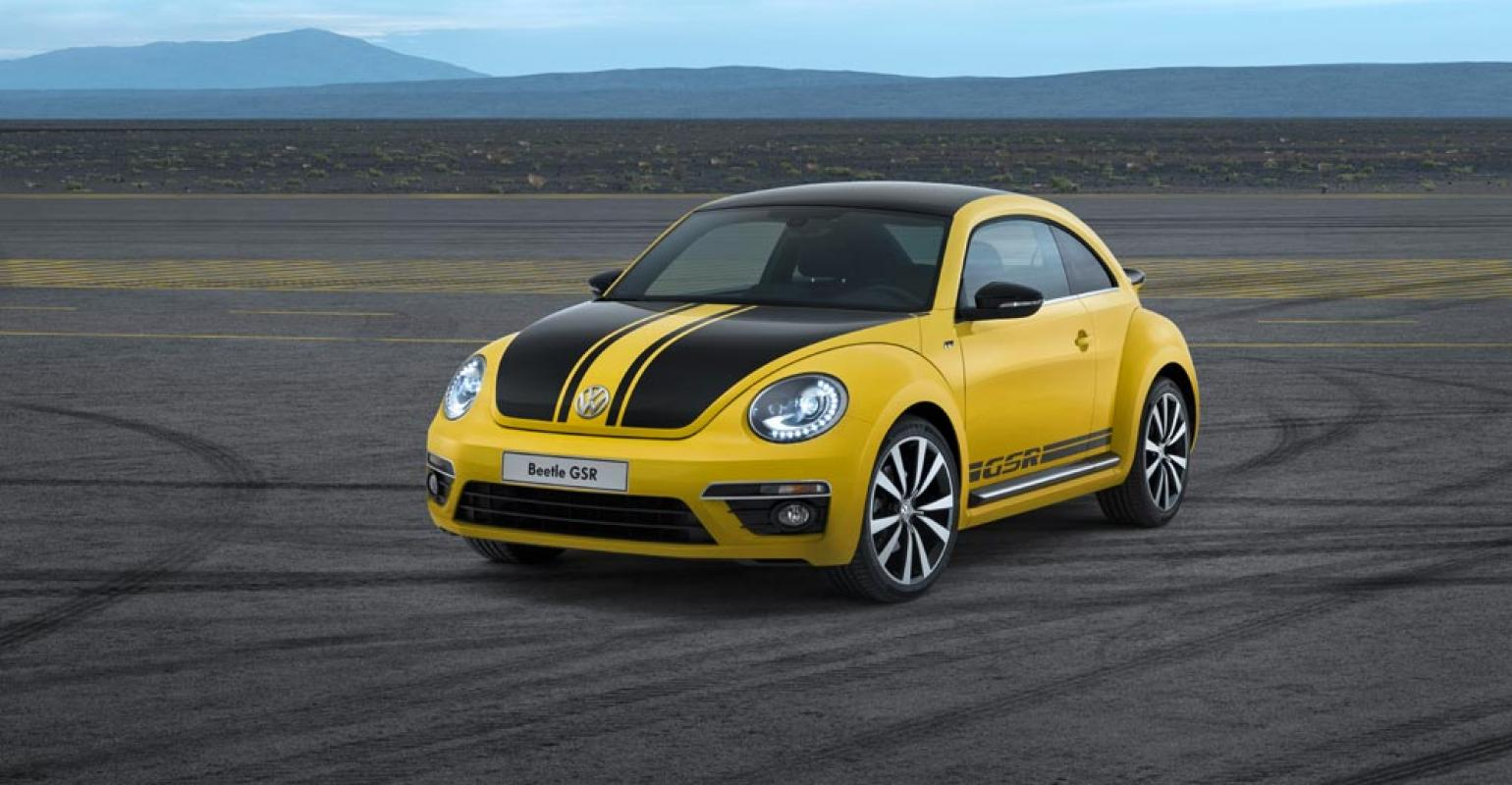 VW Unwraps Special Editions of Beetle, GTI in Chicago