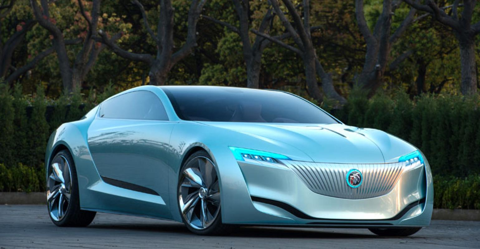 GM to Introduce Buick Riviera Global Concept at Shanghai Auto Show
