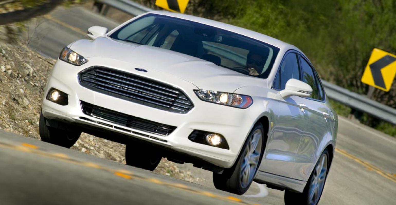 Ford March S Up 9 Capacity On Fusion