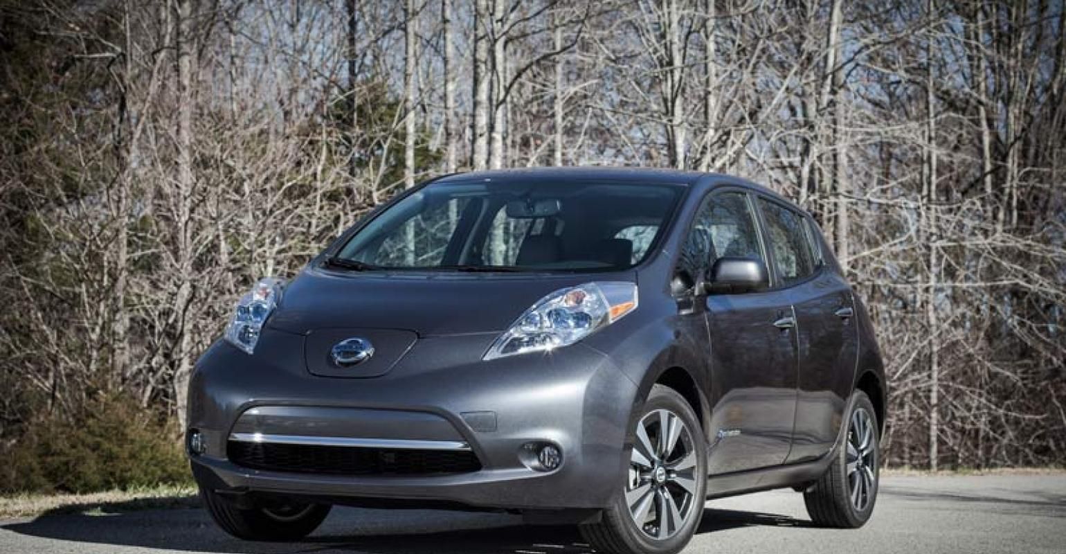 Secondgen Nissan Leaf Travels 1425 Miles On Single Charge Under Japanrsquos  JC08 Test Cycle