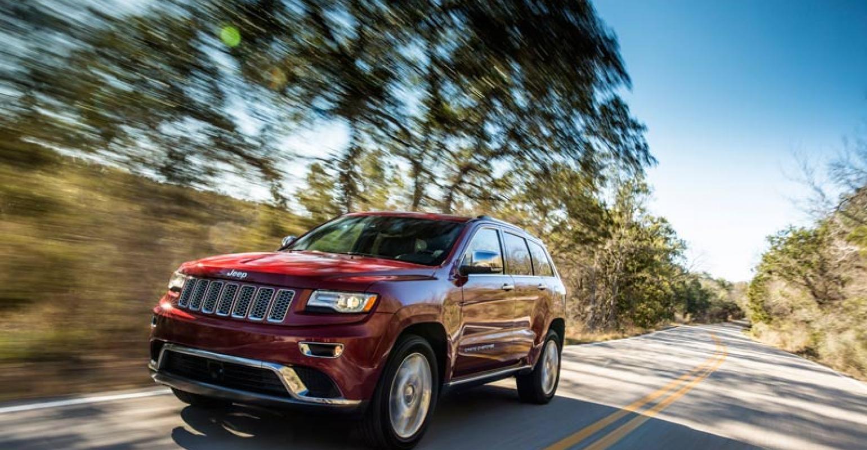 Chrysler's Jeep Grand Cherokee, Wrangler Plants Open Through Summer