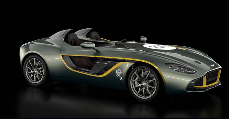Aston Martin Celebrates 100 Years With Cc100 Speedster Concept Wardsauto