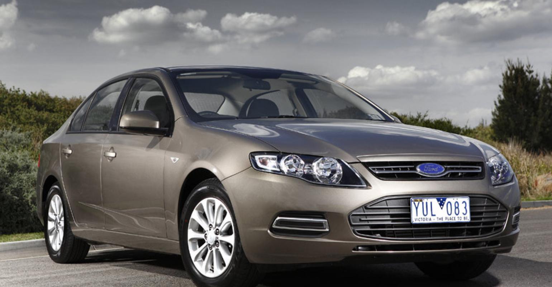 Ford to shutter australian plants in 2016