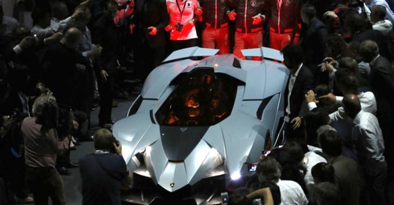 Lamborghini Egoista Concept A Dream Wardsauto
