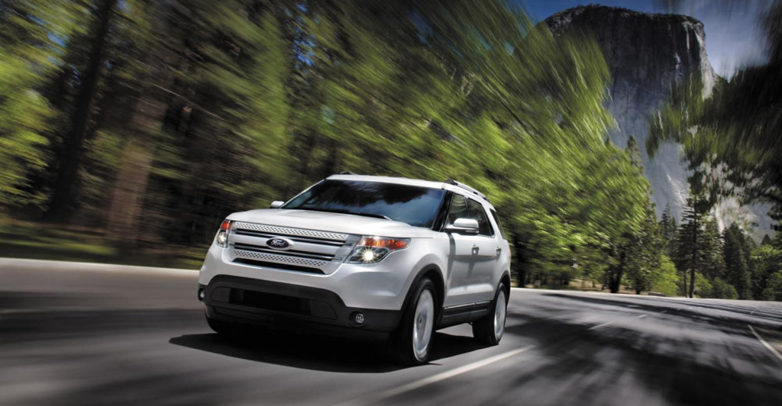 Ford Not Worried By Dwindling Supply Of Key Products