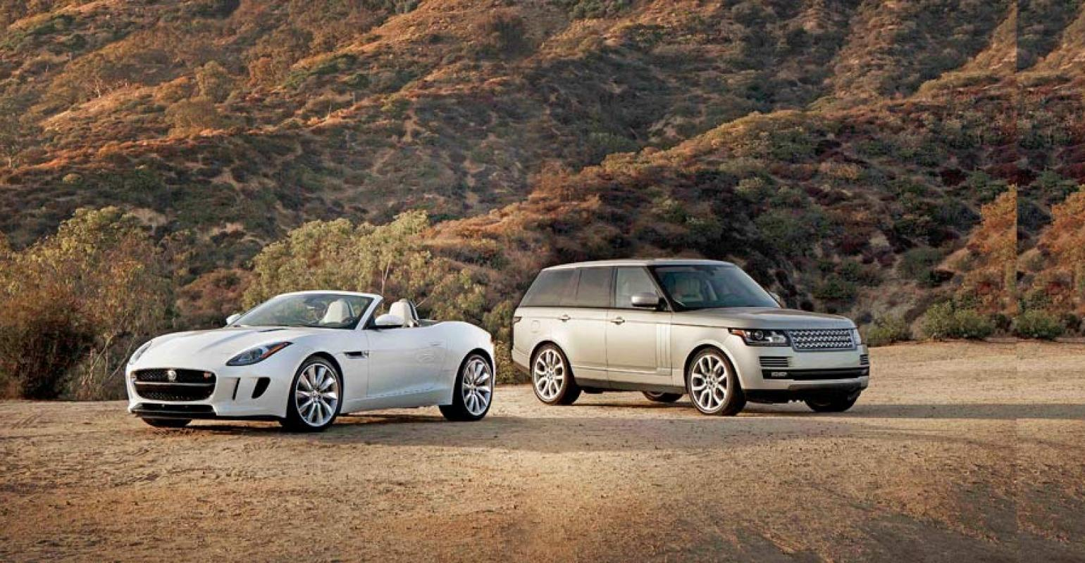 Jaguar Land Rover Keep Stiff Upper Lip Wardsauto